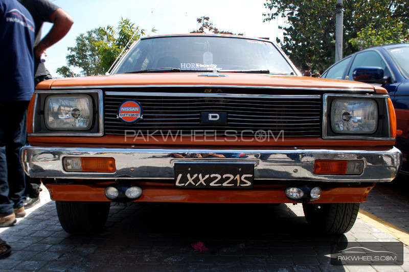 Nissan 120 Y - 1979  Image-1