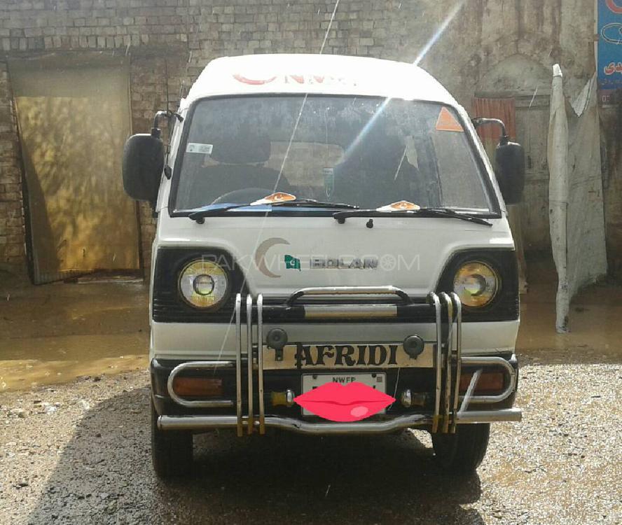Suzuki Bolan 2004 Image-1