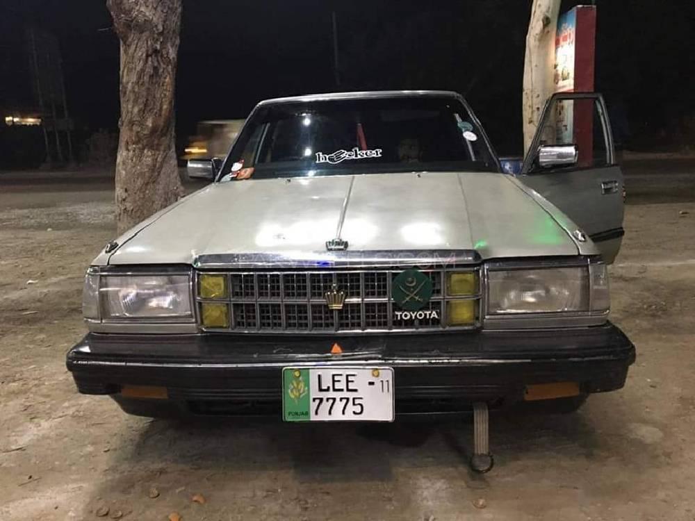 Toyota Crown Royal Saloon 1986 Image-1
