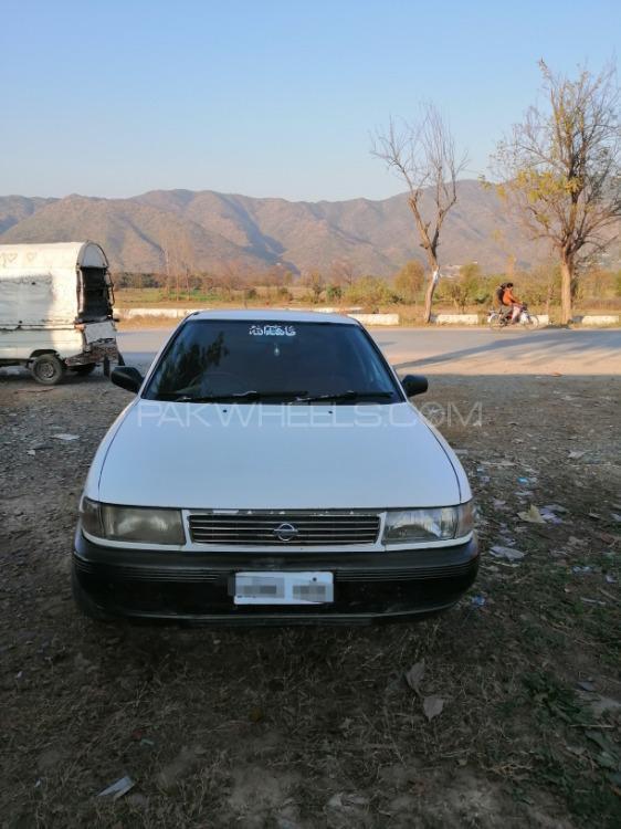 Nissan Sunny 1991 Image-1