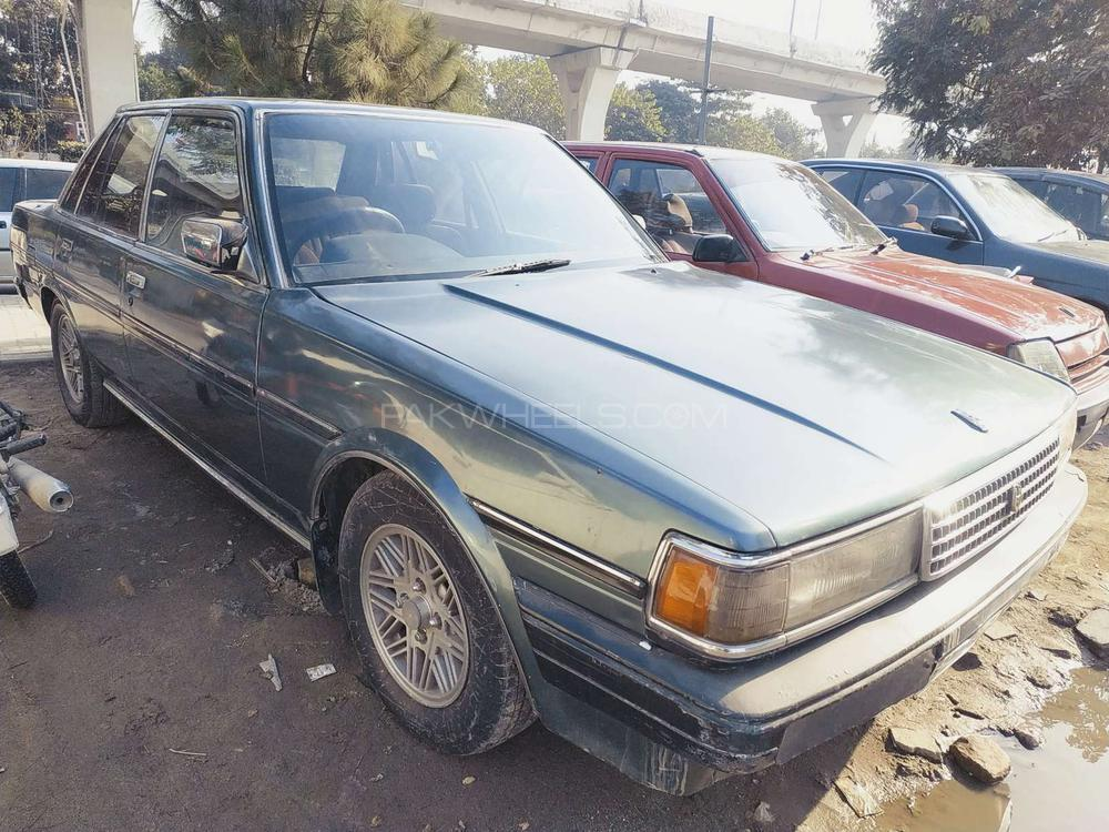 Toyota Cressida 1984 Image-1