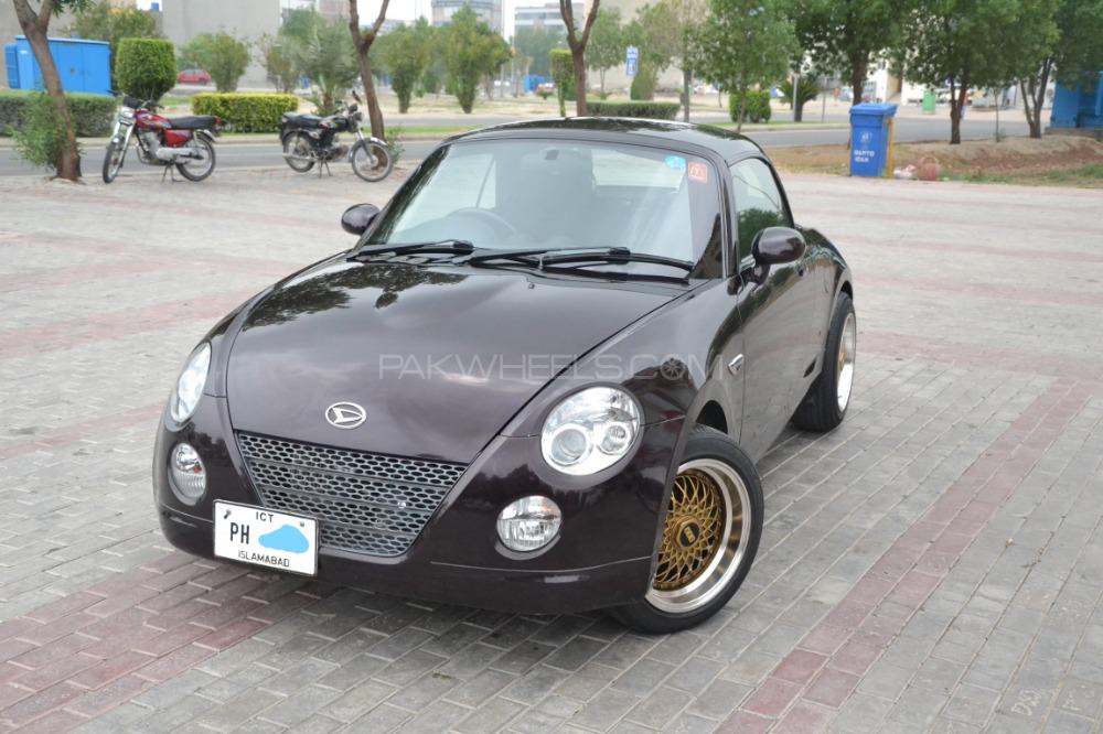 Daihatsu Copen - 2008  Image-1