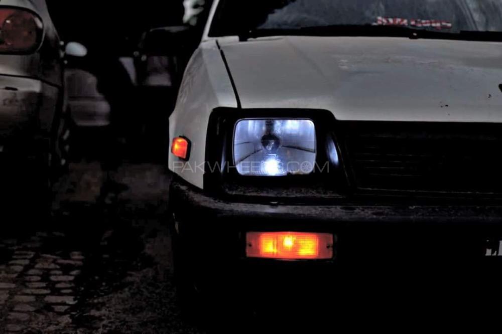 Suzuki Swift - 1986  Image-1
