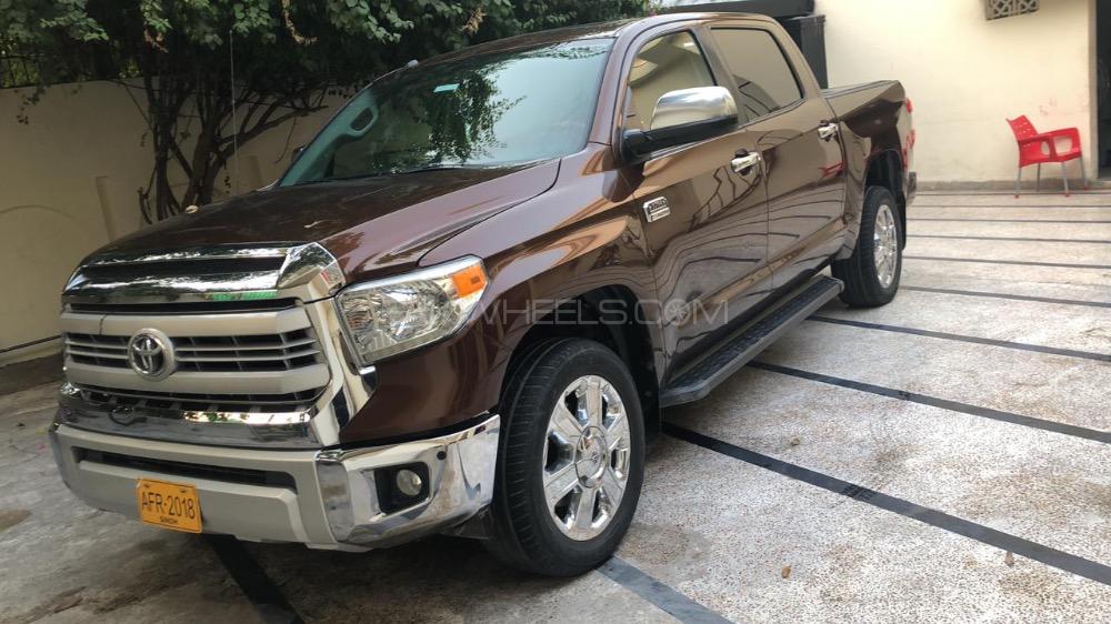 Toyota Tundra - 2017  Image-1