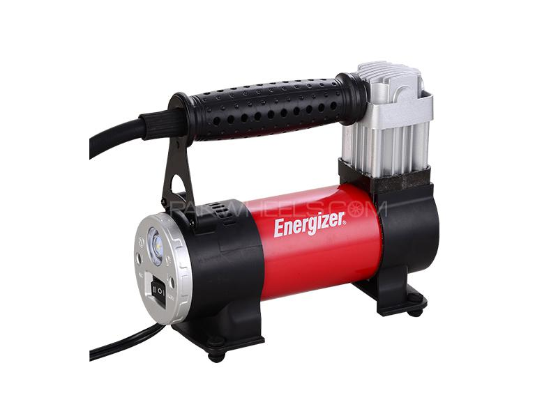 Energizer Portable Tire Air Compressor 150psi - EZC PRO in Lahore