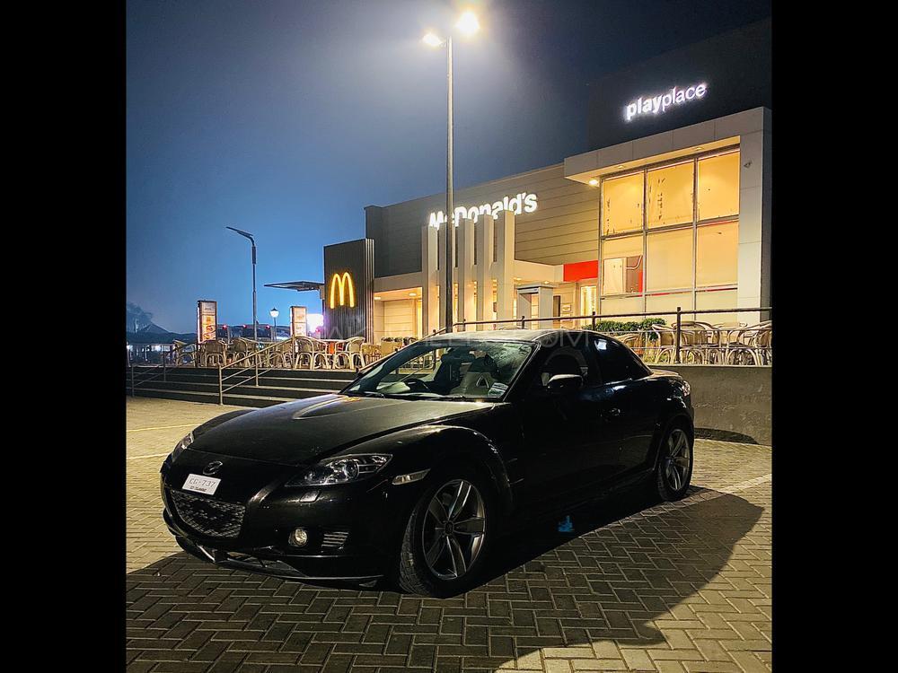 Mazda RX8 Rotary Engine 40TH Anniversary 2007 Image-1