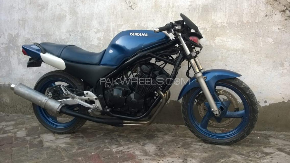 Yamaha XJ6 - 1994  Image-1