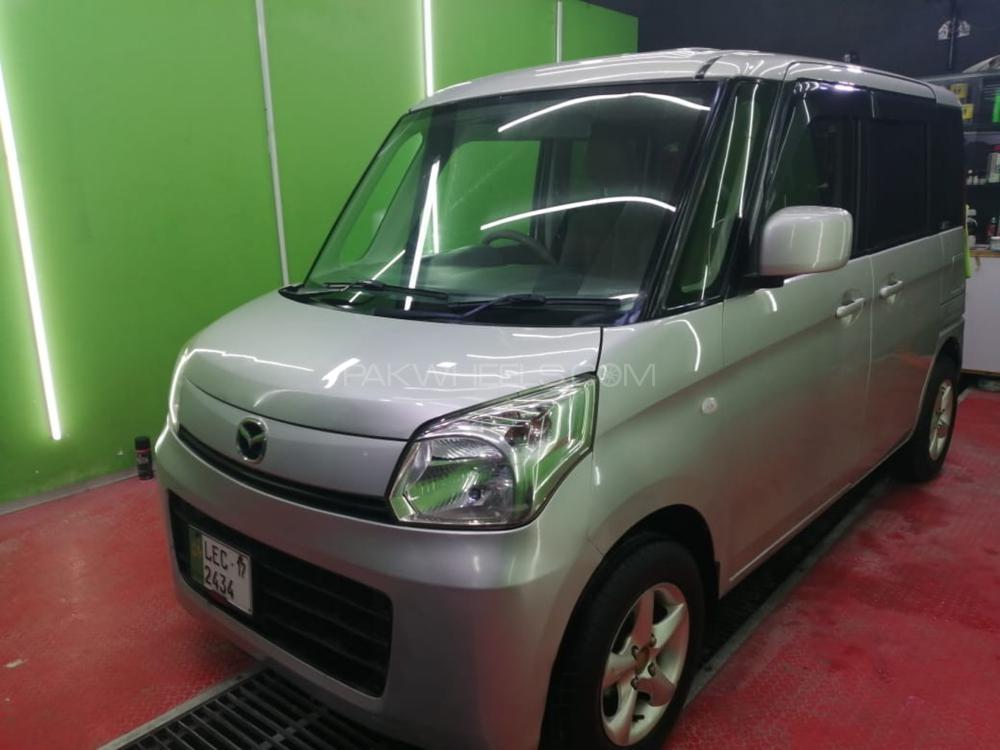 Suzuki Spacia T 2013 Image-1