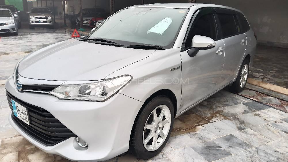 Toyota Corolla Fielder 2015 Image-1