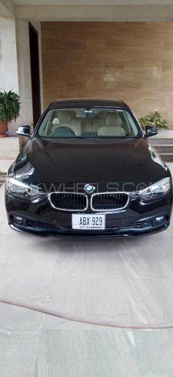 BMW 3 Series 318i 2016 Image-1