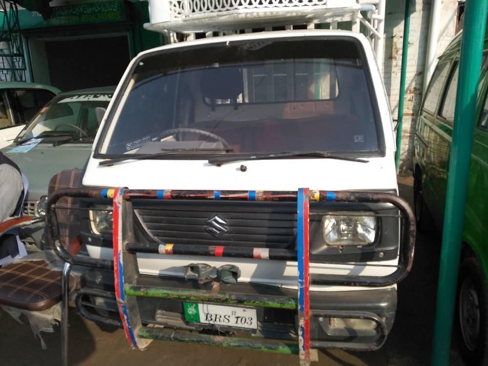 Suzuki Ravi Euro ll 2012 Image-1