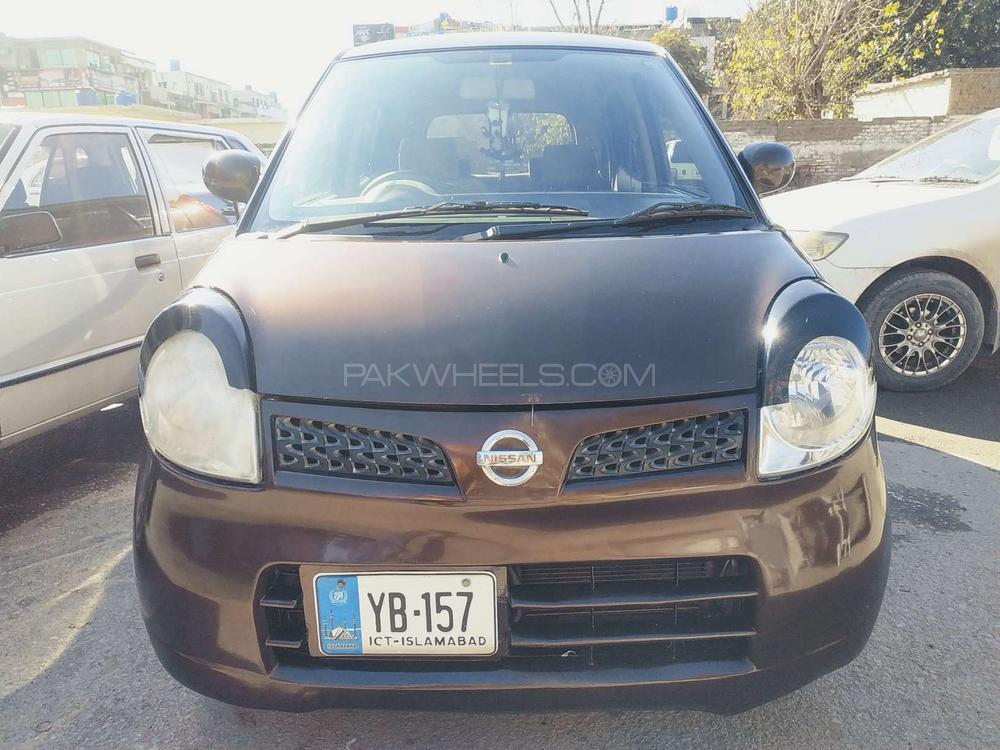 Nissan Moco G 2007 Image-1