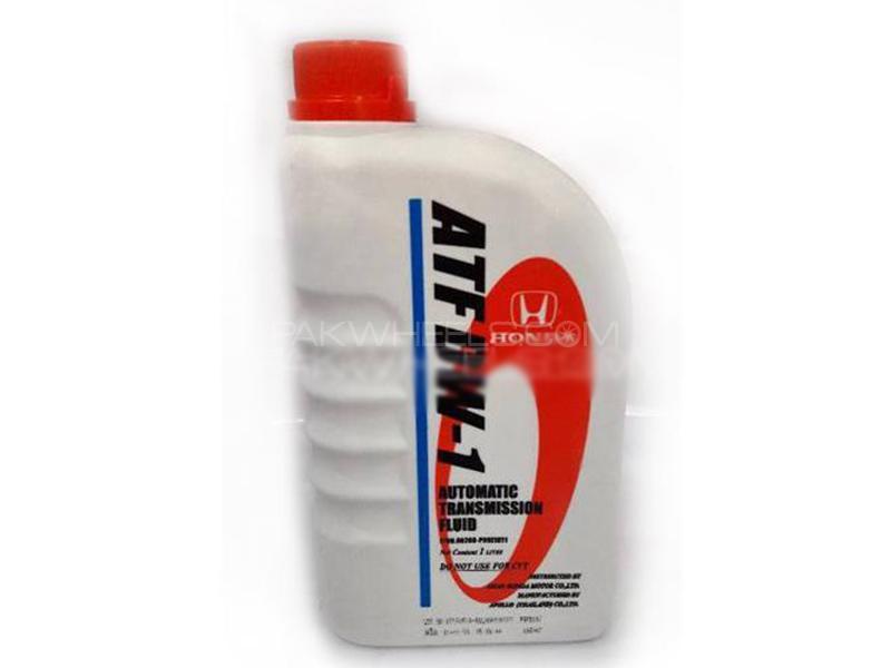 Honda Genuine ATF Oil - 1 Litre Image-1