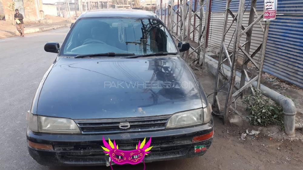Toyota Corolla XE-G 1999 Image-1