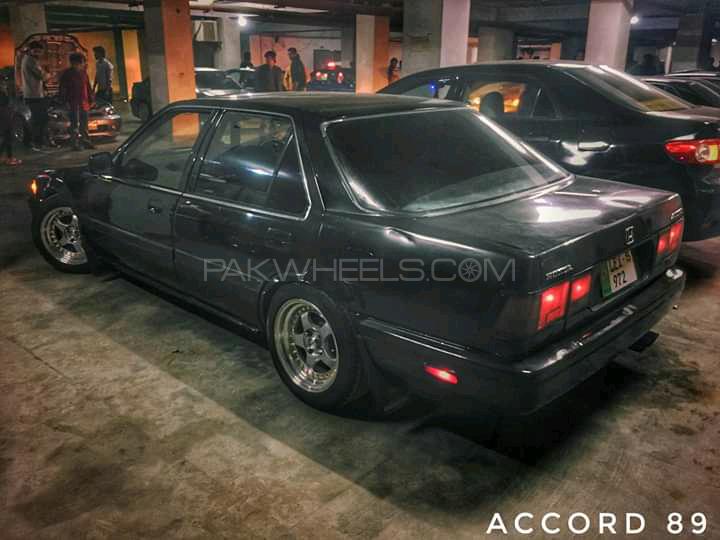 Honda Accord - 1989  Image-1