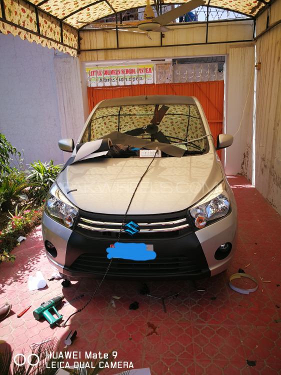 Suzuki Cultus - 2018  Image-1