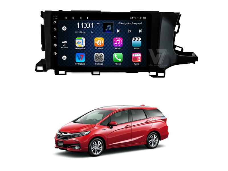 V7 10 Inch Android Navigation For Honda Shuttle in Rawalpindi
