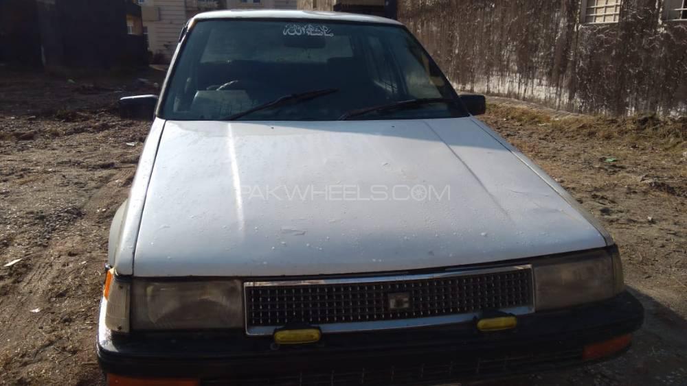 Toyota Corolla GL Saloon 1983 Image-1