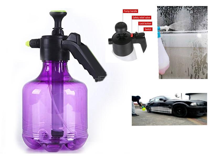 Multi Purpose Cannon Pump Spray Bottle 5L Image-1