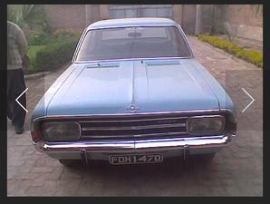 Opel Rekord - 1966