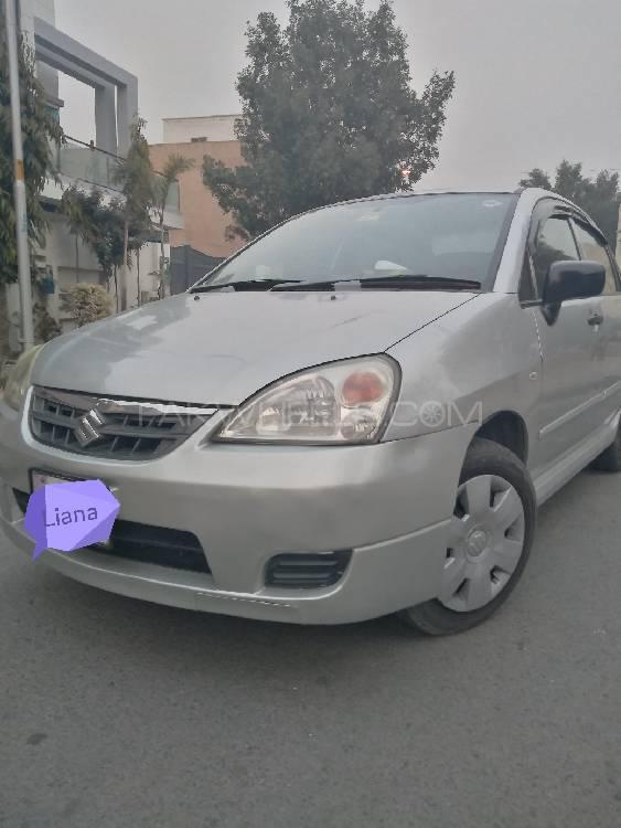 Suzuki Liana RXi (CNG) 2012 Image-1