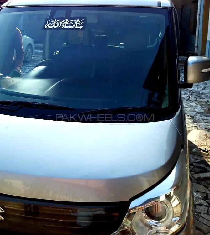 Suzuki Spacia T 2015 Image-1