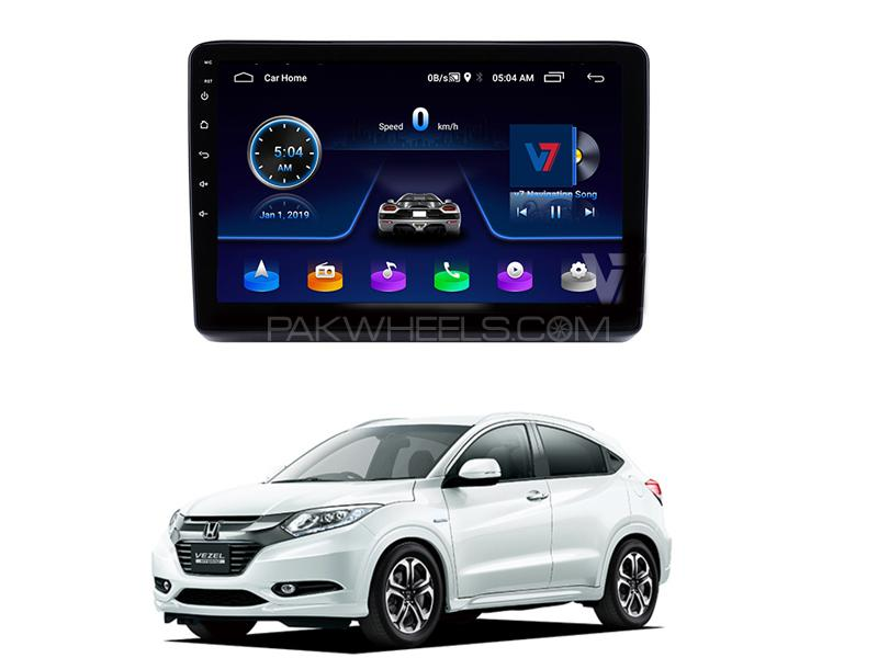 V7 11 Inch Android Navigation For Honda Vezel 2013-2020 in Rawalpindi
