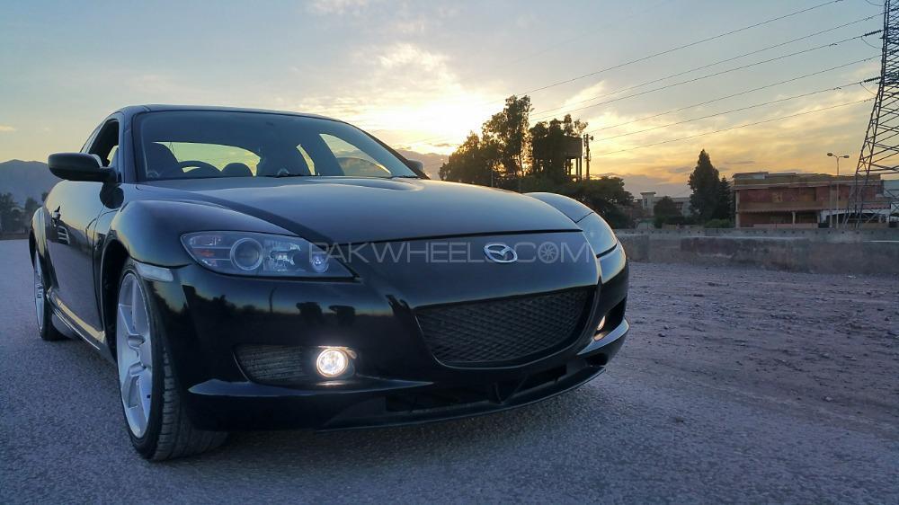 Mazda RX8 - 2007  Image-1