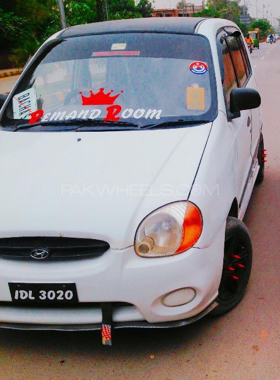 Hyundai Santro - 2001  Image-1