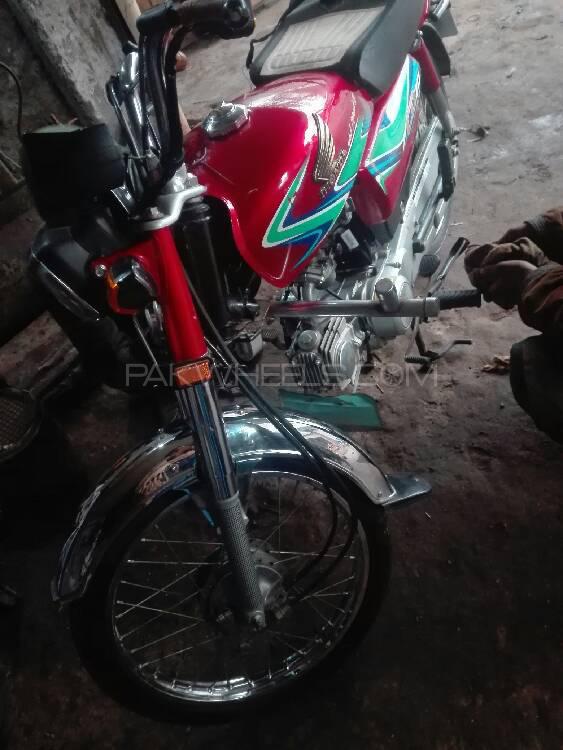 Honda CD 70 2018 Image-1