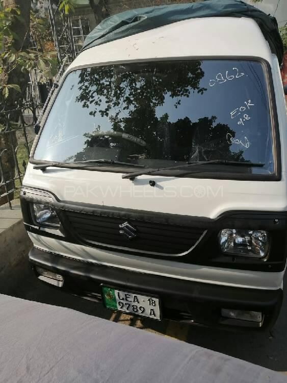 Suzuki Bolan 2018 Image-1