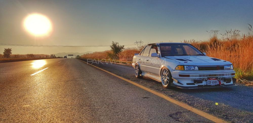 Toyota Chaser - 1988  Image-1
