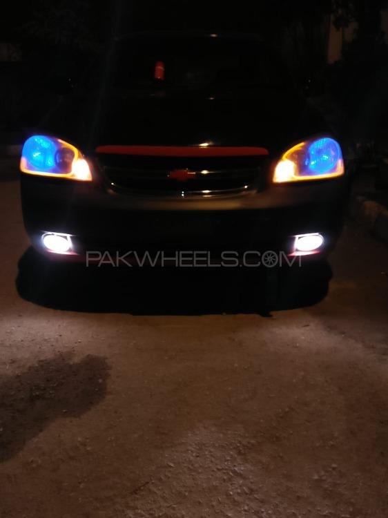 Chevrolet Optra - 2007  Image-1