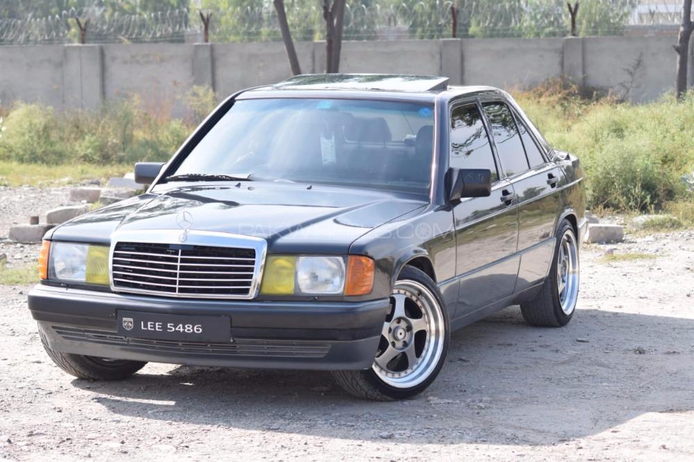 Mercedes Benz A Class - 1991  Image-1