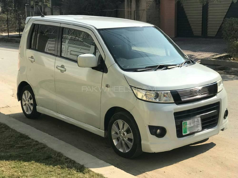 Suzuki Wagon R Stingray Limited 2010 Image-1