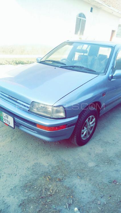 Daihatsu Charade CX Turbo 1990 Image-1