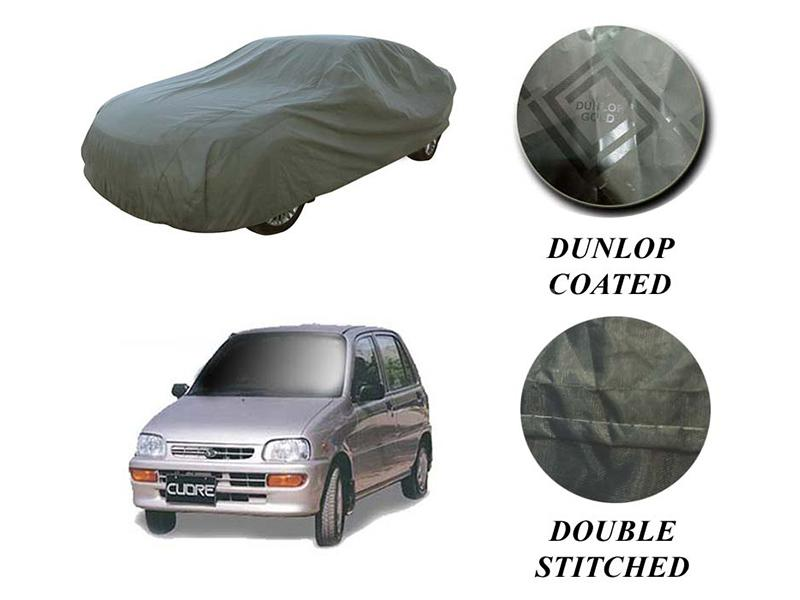 PVC Coated Double Stitched Top Cover For Daihatsu Cuore 2000-2012 in Karachi