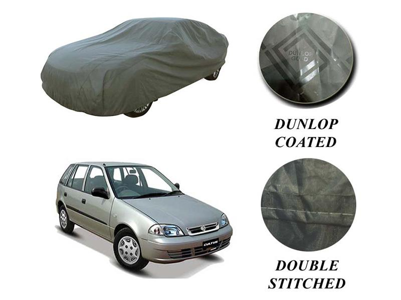 PVC Coated Double Stitched Top Cover For Suzuki Cultus 2007-2017 in Karachi