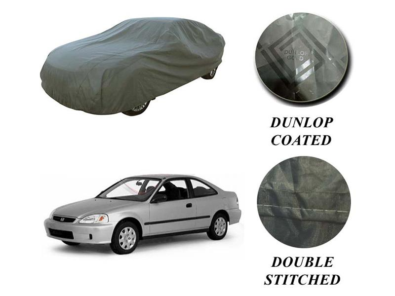 PVC Coated Double Stitched Top Cover For Honda Civic 1995-2000 in Karachi