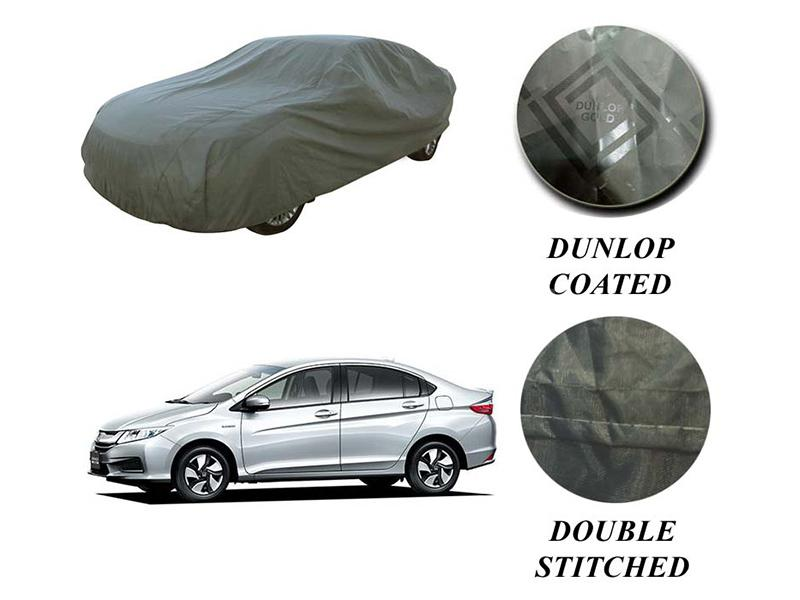 PVC Coated Double Stitched Top Cover For Honda Grace  Image-1
