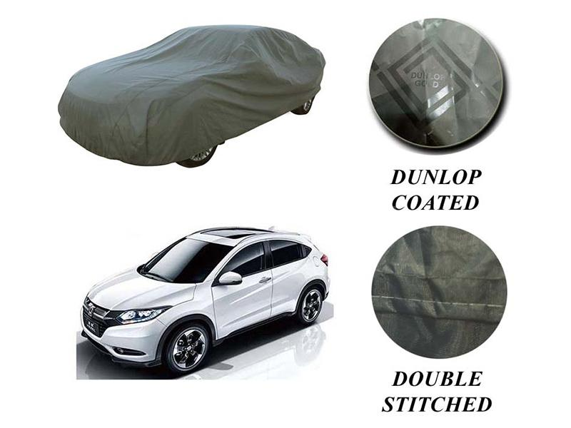 PVC Coated Double Stitched Top Cover For Honda Vezel 2013-2020 in Karachi