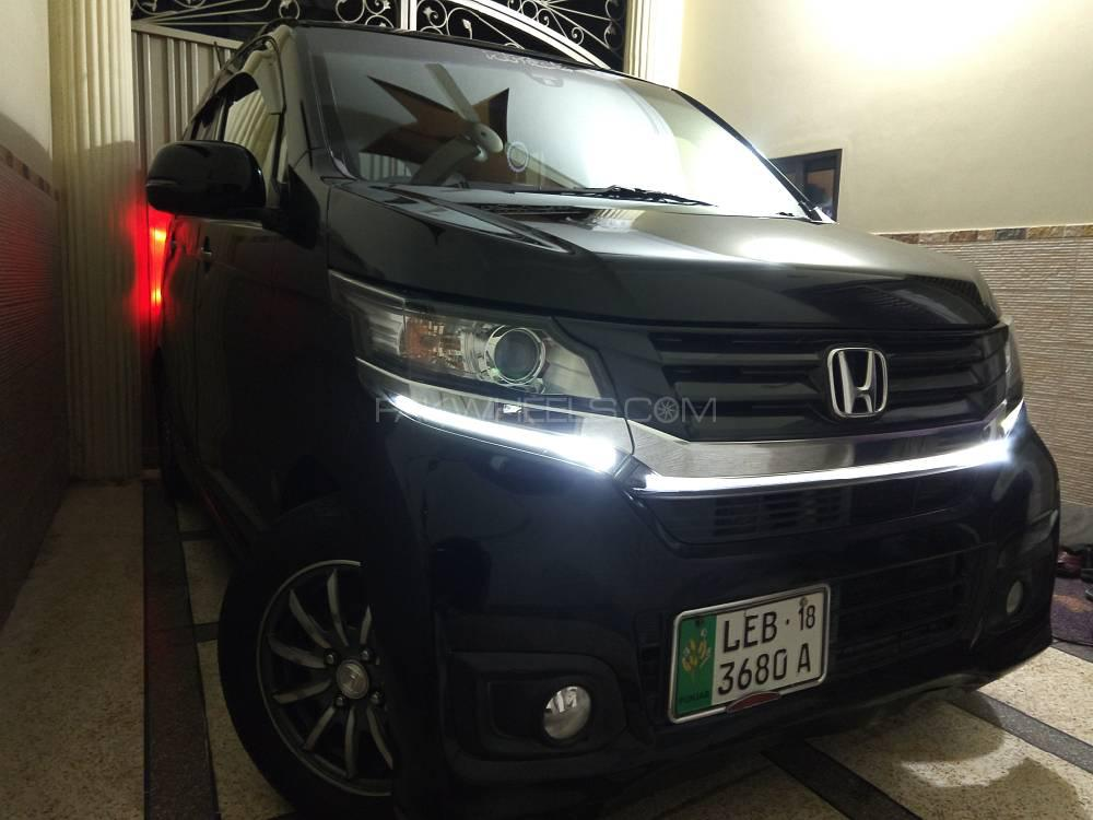 Honda N Wgn Custom G L Package 2014 Image-1