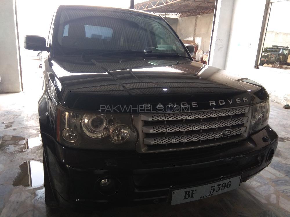 Range Rover Sport - 2005  Image-1