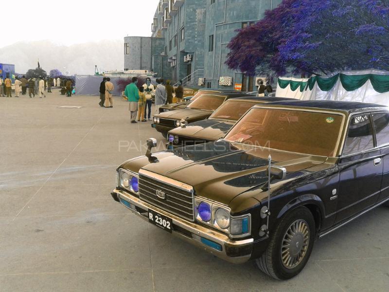 Toyota Crown - 1979  Image-1