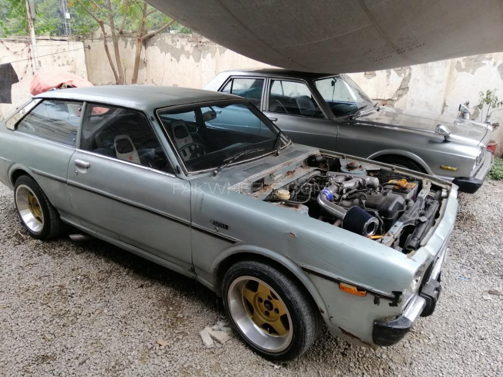 Toyota Corolla - 1977  Image-1