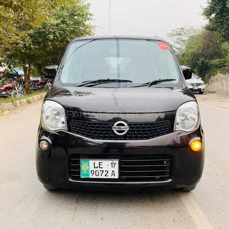 Nissan Moco X 2014 Image-1