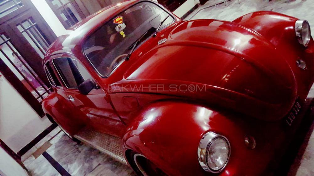 Volkswagen Up - 1969  Image-1