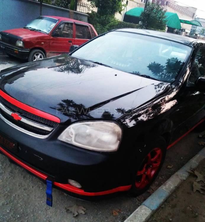 Chevrolet Optra - 2005  Image-1