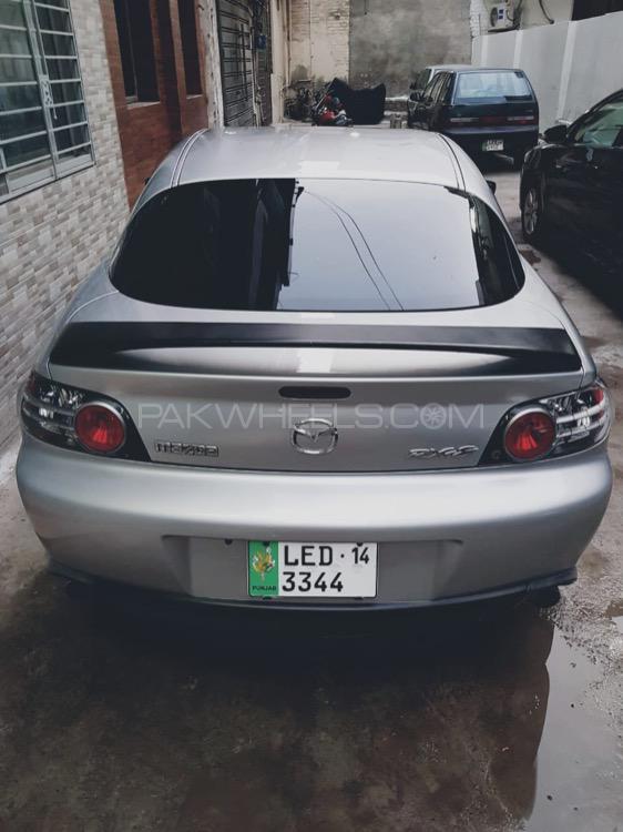 Mazda RX8 - 2014  Image-1
