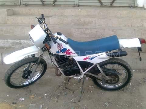 Yamaha TW200 - 1992  Image-1